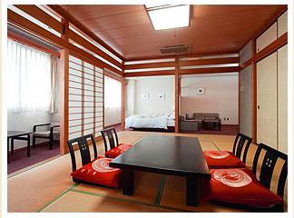 特別室 和室10畳/ベッドルーム